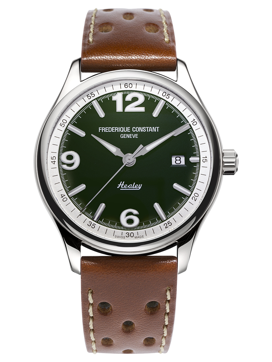 FREDERIQUE CONSTANT VINTAGE RALLY HEALY AUTOMATIC LIMITED EDITION