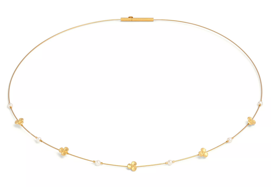 Bernd Wolf Lenetti Collection Necklace