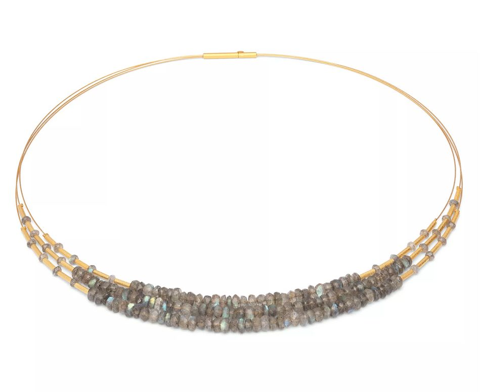 Bernd Wolf Trifali Collection Necklace