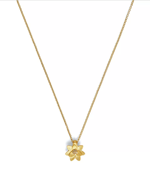 Bernd Wolf Hortensia Collection Pendant Necklace
