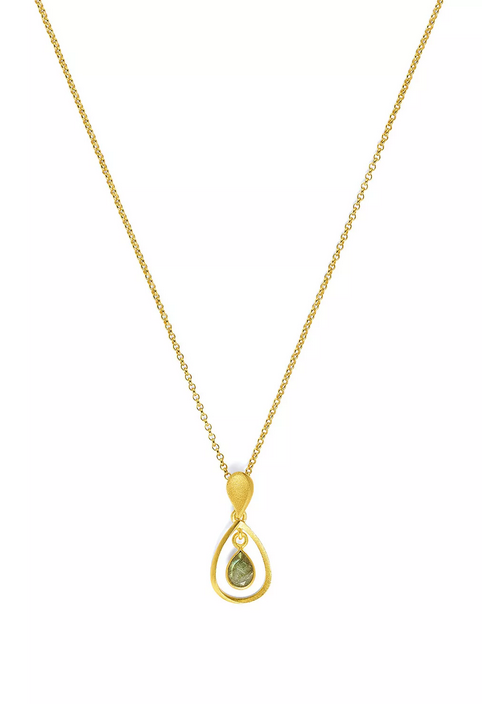 Bernd Wolf Sequinni Collection Pendant Necklace