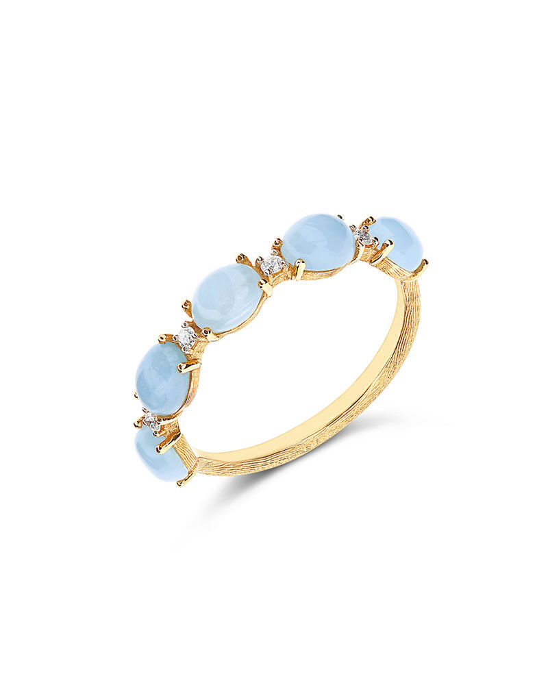 DANCING AZURE collection Ring